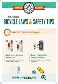 Bicycle Laws Safety Tips