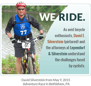 David Silverstein NJ Bicycle Accident Attorney